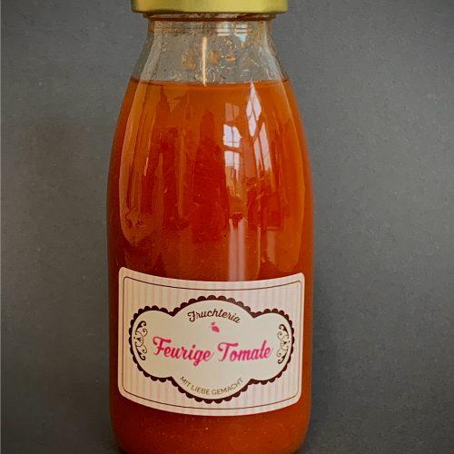 feurige tomatensosse